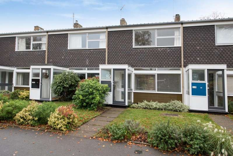 3 Bedrooms Terraced House for sale in The Hall Foxes Dale SE3