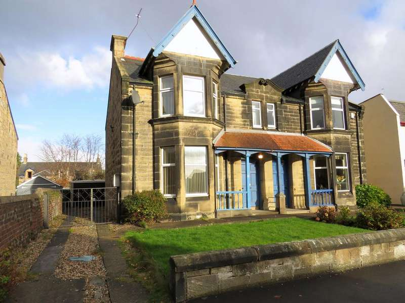4 Bedrooms Semi Detached House for sale in Ronaldshay Crescent, Grangemouth FK3