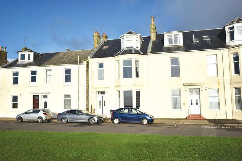 3 Bedrooms Duplex Flat for sale in 11 Portland Terrace, Troon, KA10 6AJ