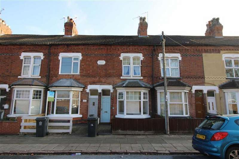 2 Bedrooms Terraced House for sale in Milligan Road, Aylestone