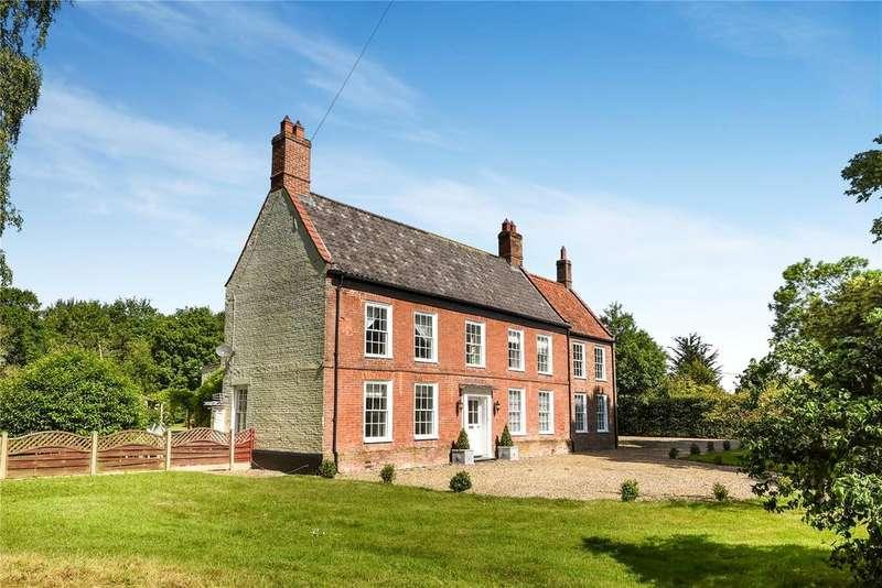 6 Bedrooms Detached House for sale in Ipswich Road, Tasburgh, Norwich