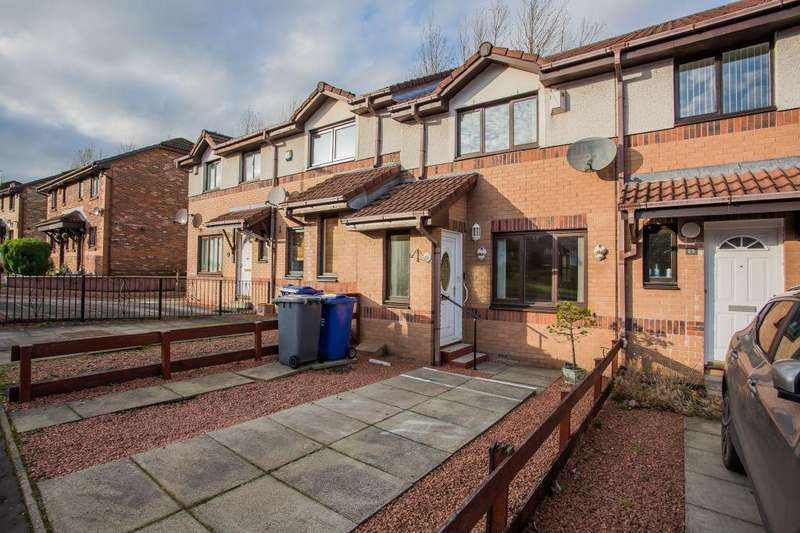 2 Bedrooms Terraced House for sale in 23 Earlshill Drive, Howwood, PA9 1DT