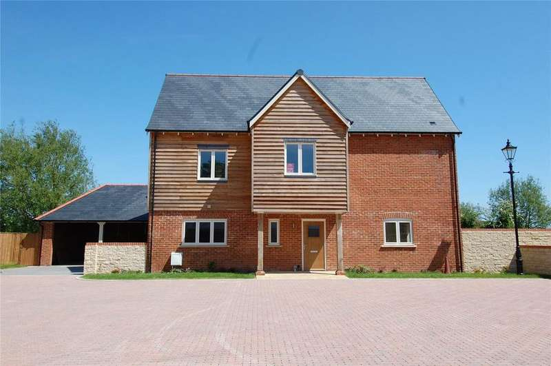 4 Bedrooms Detached House for sale in The Norton, The Boatyard, Woodstock Road, Yarnton, Oxfordshire, OX5