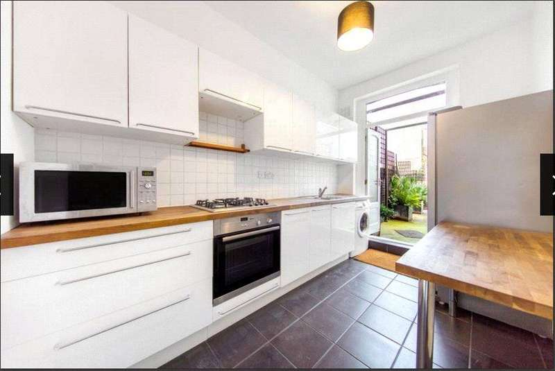 2 Bedrooms Apartment Flat for sale in Ducie Street, Clapham, London, SW4