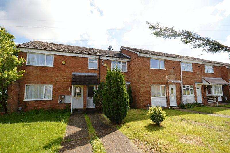 3 Bedrooms Terraced House for sale in Fareham Way.