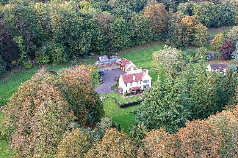 5 Bedrooms Detached House for sale in Ridgeway Road, Long Ashton, Bristol, BS41