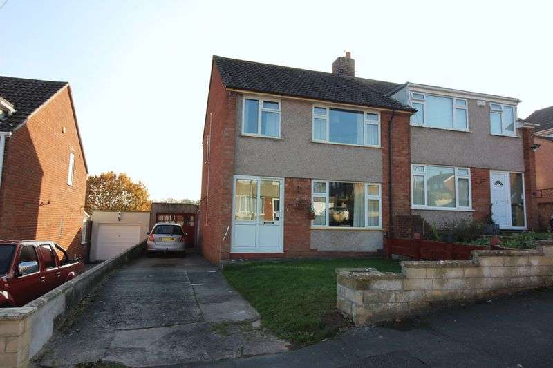3 Bedrooms Property for sale in Crockerne Drive Pill, Bristol