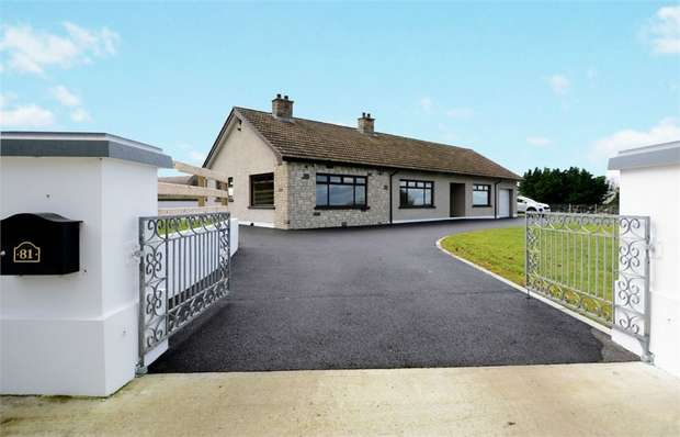 4 Bedrooms Detached Bungalow for sale in Drumlough Road, Rathfriland, Newry, County Down