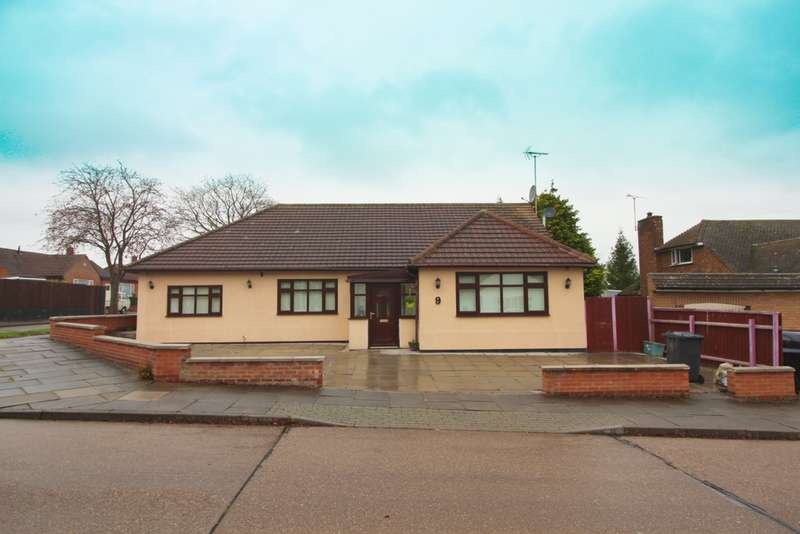 6 Bedrooms Bungalow for sale in Newhaven Road, Leicester, LE5