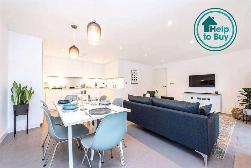 2 Bedrooms Flat for sale in Upper Place, 85b Upper Clapton Road, E5