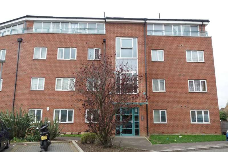 2 Bedrooms Flat for sale in Bowery Court, St Marks Place, Dagenham, RM10 8GN