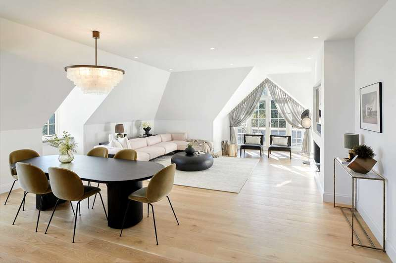 3 Bedrooms Apartment Flat for sale in The Penthouse at The Birchwood, Park View Road, Ealing