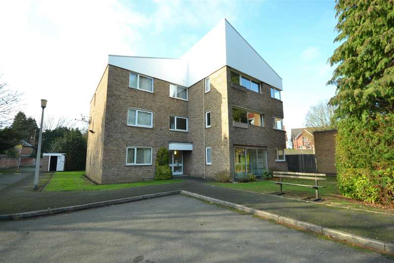 2 Bedrooms Flat for sale in Victoria Gardens, Stoneygate