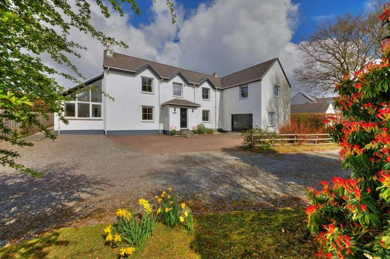 5 Bedrooms Detached House for sale in Burnsall, North Connel, Argll, PA37 1QX