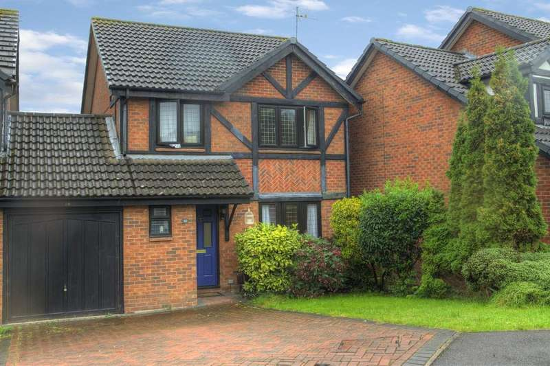 3 Bedrooms Link Detached House for sale in Measham Way, Lower Earley, Reading, RG6 4ES