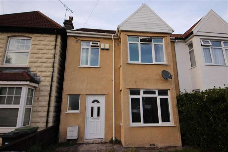 2 Bedrooms Ground Flat for sale in Downend Road, Downend, Bristol, BS16 5UE
