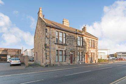 2 Bedrooms Flat for sale in East Road, Irvine, North Ayrshire
