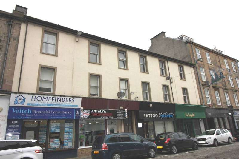 2 Bedrooms Block Of Apartments Flat for sale in West Blackhall Street, Greenock