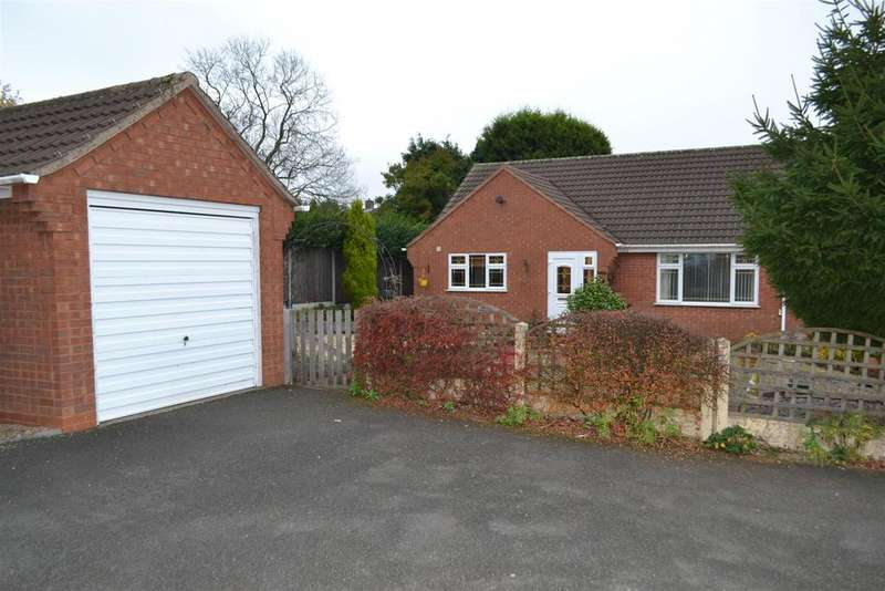 2 Bedrooms Detached Bungalow for sale in Windsor Court, Hednesford, Cannock