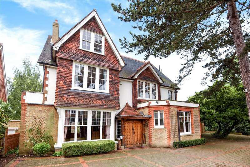 5 Bedrooms Detached House for sale in Pepys Road, West Wimbledon, London, SW20