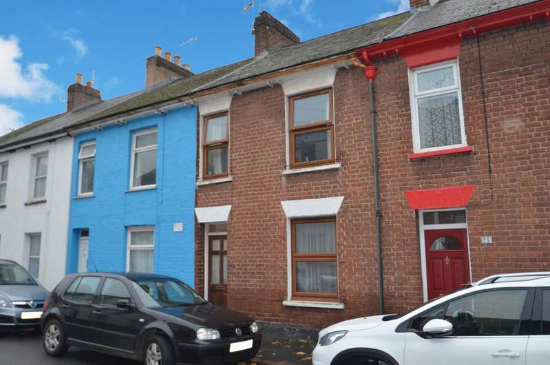 3 Bedrooms Terraced House for sale in Codrington Street, City Centre, Exeter