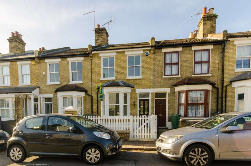 3 Bedrooms House for sale in Eden Road, Walthamstow Village, E17