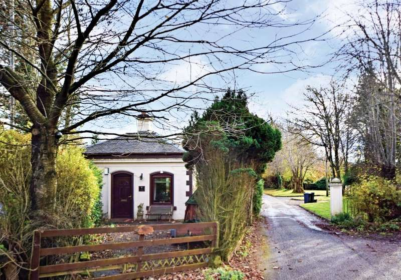 1 Bedroom Detached Bungalow for sale in North Lodge, Netherplace, Mauchline, East Ayrshire, KA5 5SU