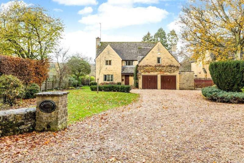4 Bedrooms Detached House for sale in Withington, Cheltenham, Gloucestershire, GL54