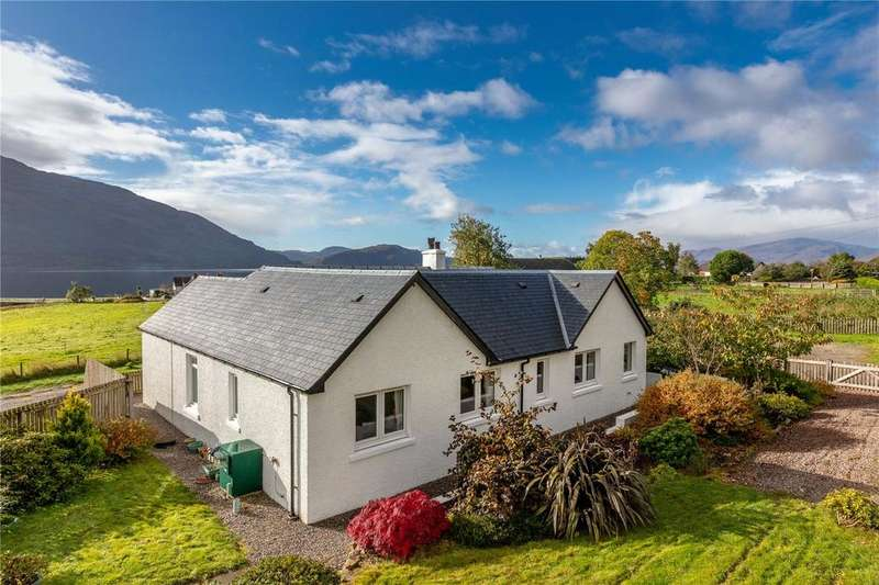 5 Bedrooms Detached House for sale in Pierhead Cottage, Onich, Fort William, Inverness-Shire, PH33