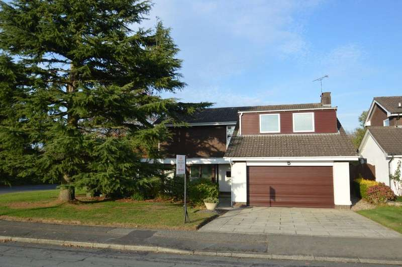 4 Bedrooms Detached House for sale in Blackhill Lane, Knutsford