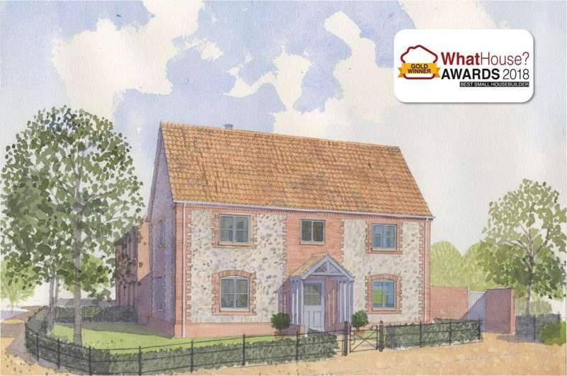 3 Bedrooms Semi Detached House for sale in Brancaster Staithe