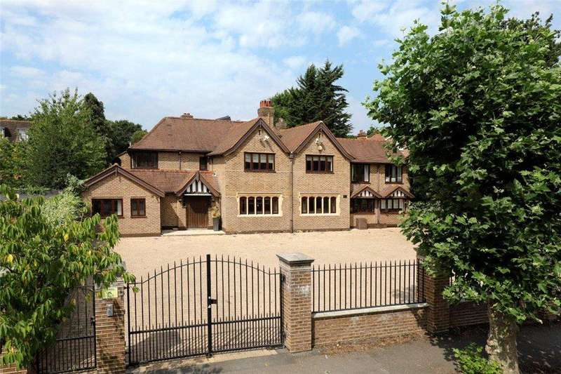 8 Bedrooms Detached House for sale in Parkside Gardens, Wimbledon, SW19