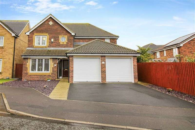 4 Bedrooms Detached House for sale in Forest Gate, Forest Hall, Tyne And Wear