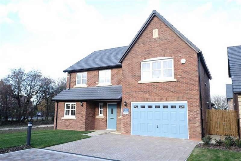 5 Bedrooms Detached House for sale in Willows Drive, Wrea Green