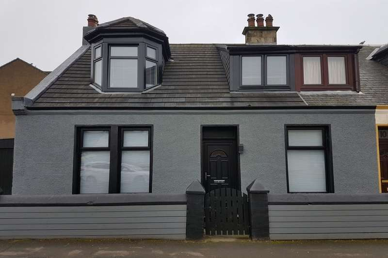 3 Bedrooms Semi Detached House for sale in Shand Street, Wishaw, ML2