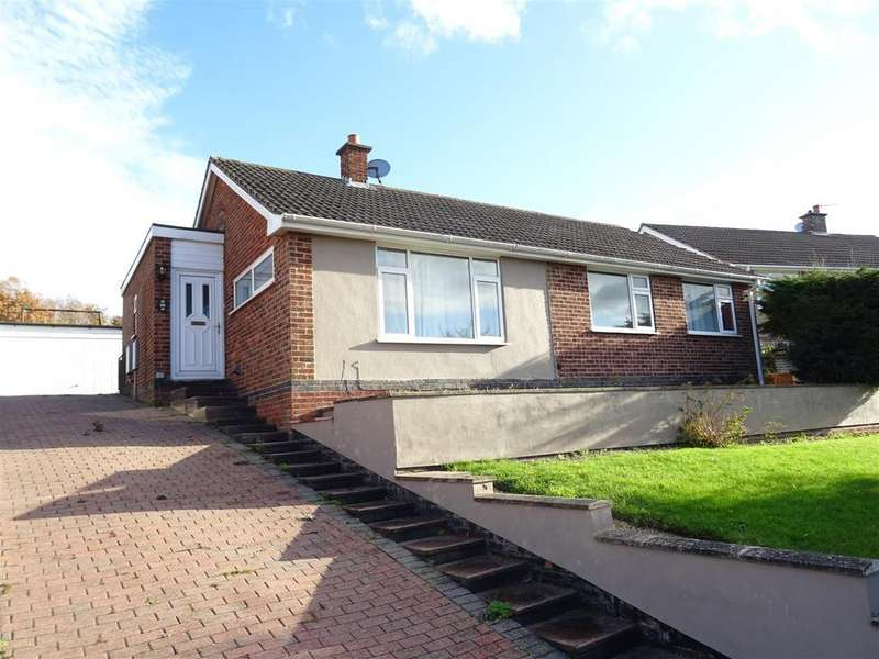4 Bedrooms Detached Bungalow for sale in King Richards Hill, Whitwick, Leicestershire