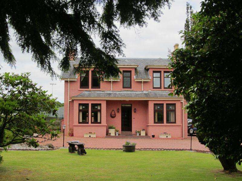 6 Bedrooms Detached House for sale in VIEWMOUNT: Stylish, 6 bed (all en-suite), ideal BB, Portree