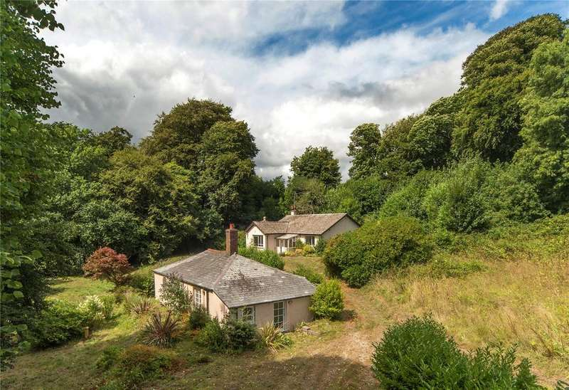 4 Bedrooms Detached Bungalow for sale in Lerryn, Lostwithiel, Cornwall, PL22