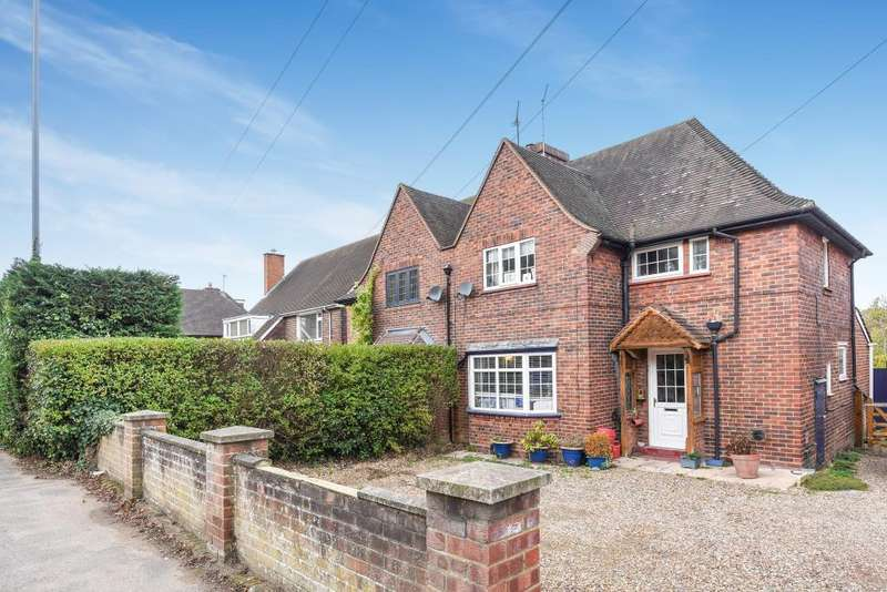 3 Bedrooms House for sale in Knowl Hill / Kiln Green, Set between Henley, Twyford and Maidenhead, RG10