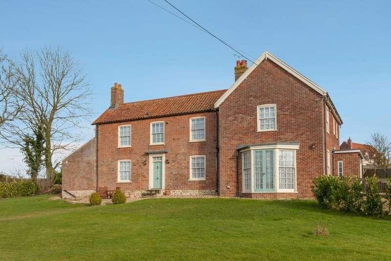 6 Bedrooms Detached House for sale in Sporle, Norfolk