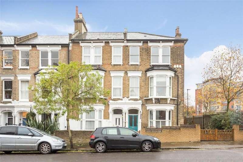 3 Bedrooms Maisonette Flat for sale in Huddleston Road, Tufnell Park, London