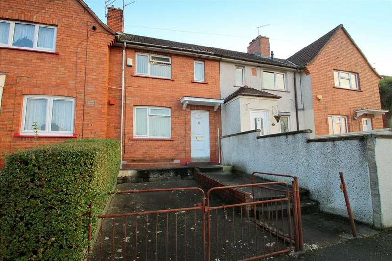 3 Bedrooms Terraced House for sale in Downton Road, Knowle, BRISTOL, BS4