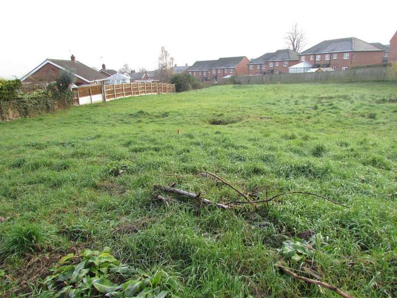 Land Commercial for sale in Swanlow Lane, Winsford
