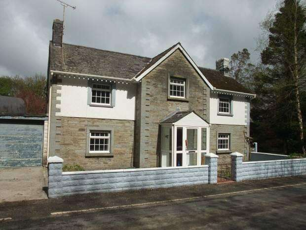 4 Bedrooms Detached House for sale in NEWCHAPEL, BONCATH, PRMBROKESHIRE