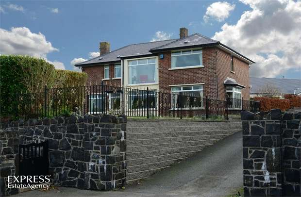 4 Bedrooms Detached House for sale in Branch Road, Larne, County Antrim