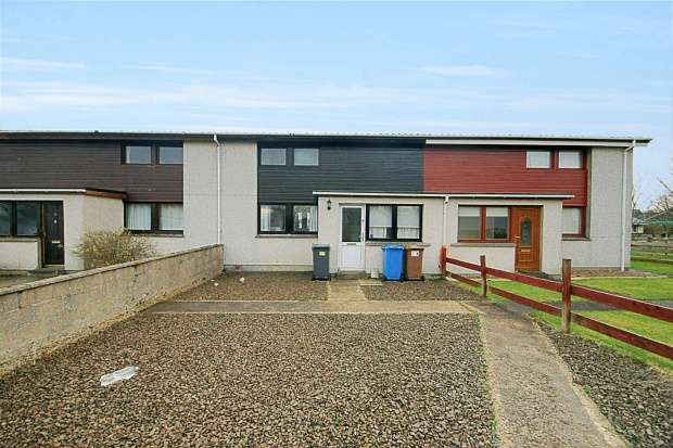 3 Bedrooms Terraced House for sale in John Kennedy Drive, Thurso, Caithness, KW14 7DZ
