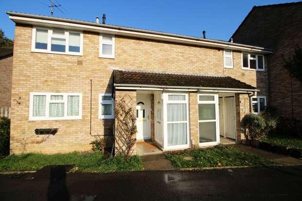 1 Bedroom Maisonette Flat for sale in Rookswood, Bracknell, Berkshire, RG42 2HQ