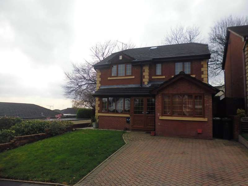 5 Bedrooms Detached House for rent in Hillstone Avenue, Shawclough, OL12