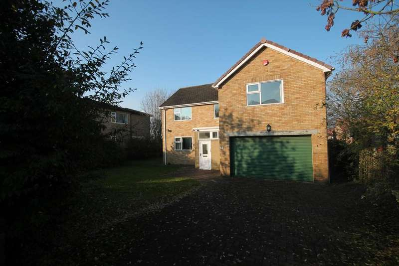 4 Bedrooms Detached House for sale in Greenacres, Stainton, Middlesbrough