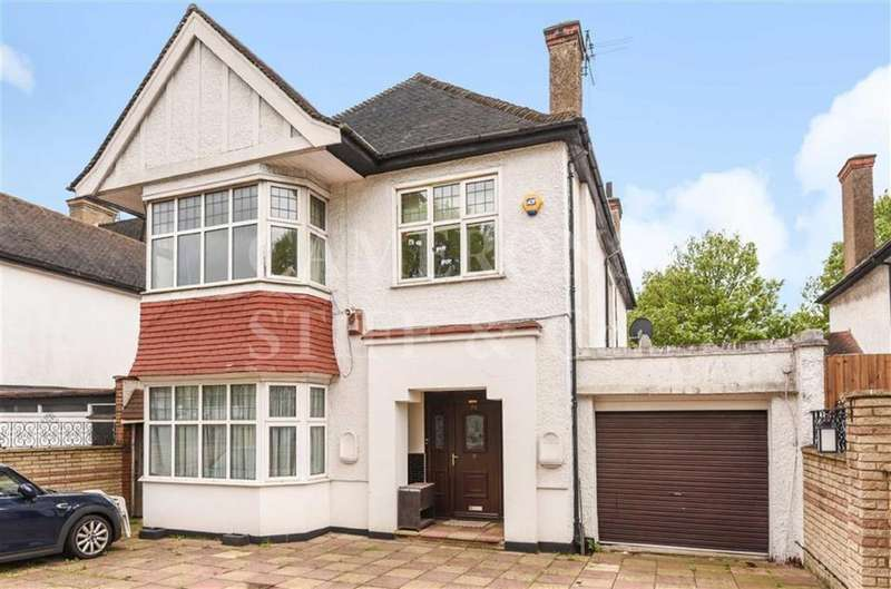 5 Bedrooms Detached House for sale in The Avenue, Queens Park, London, NW6